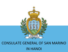 Consolato Generale della Repubblica di San Marino ad Hanoi - Vietnam - Consulate General of the Republic of San Marino - Hanoi